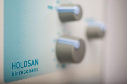 Was kann HOLOSAN® Bioresonanz?
